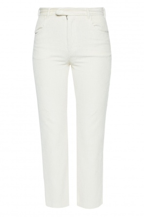 Corduroy trousers od Isabel Marant