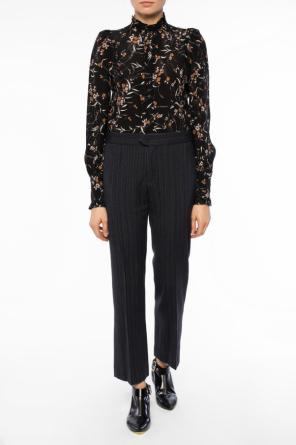 Pinstriped trousers od Isabel Marant