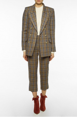 Checked trousers od Isabel Marant Etoile