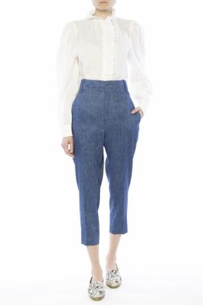 Pleat-front trousers od Isabel Marant Etoile