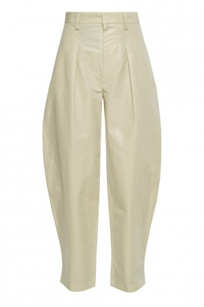 Wide leg trousers od Isabel Marant