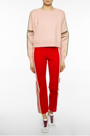 Side-stripe trousers od Isabel Marant Etoile