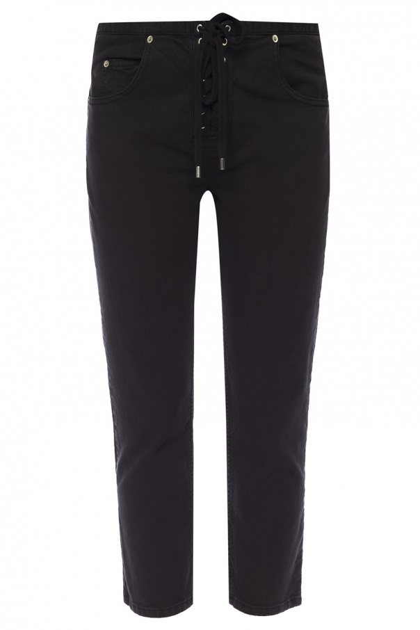 Isabel Marant Tapered leg jeans