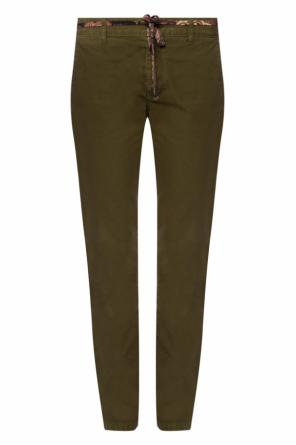 Trousers with drawstring od Isabel Marant