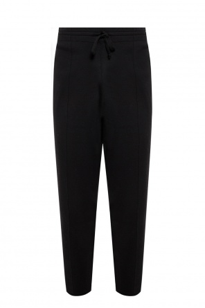 Sweatpants with logo od Isabel Marant