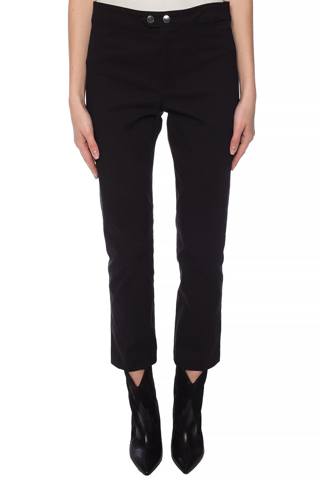 Isabel Marant Tapered leg trousers