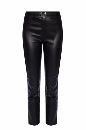 Leather trousers od Isabel Marant