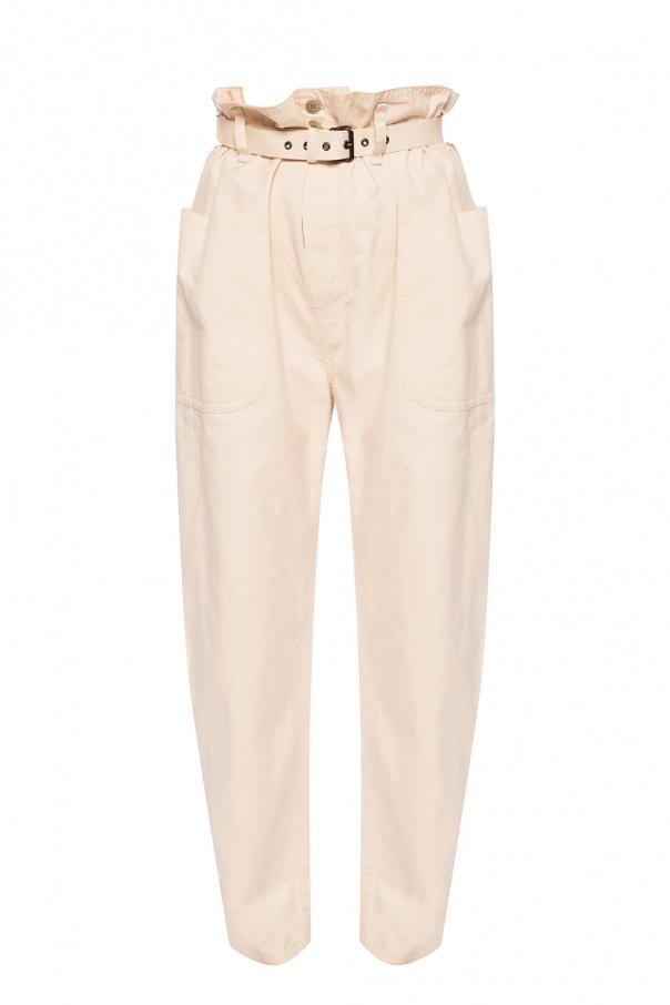 Isabel Marant Etoile High-waisted trousers