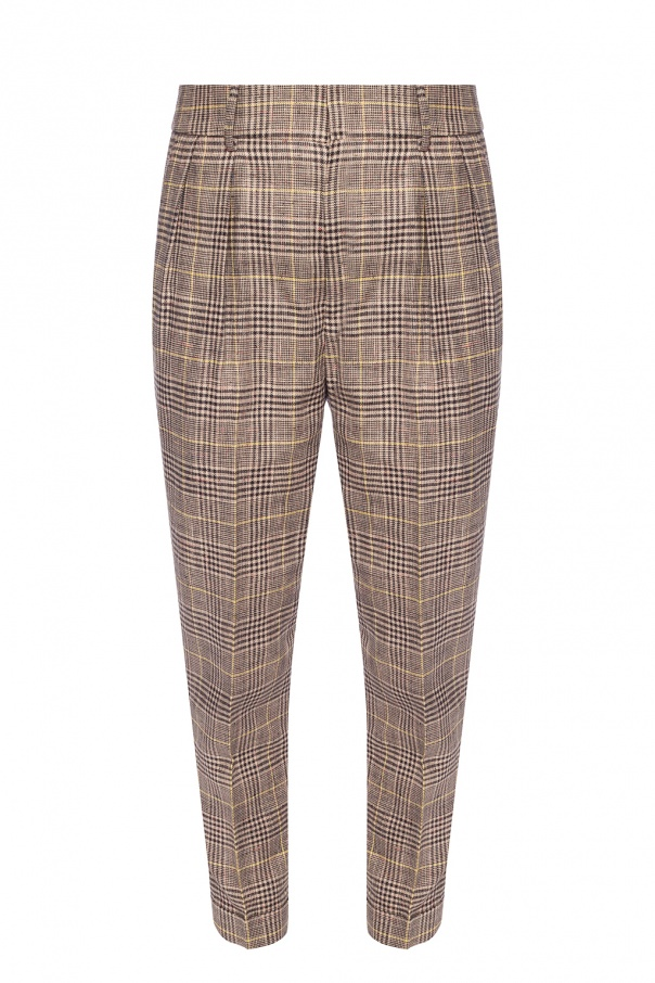 Isabel Marant Creased trousers