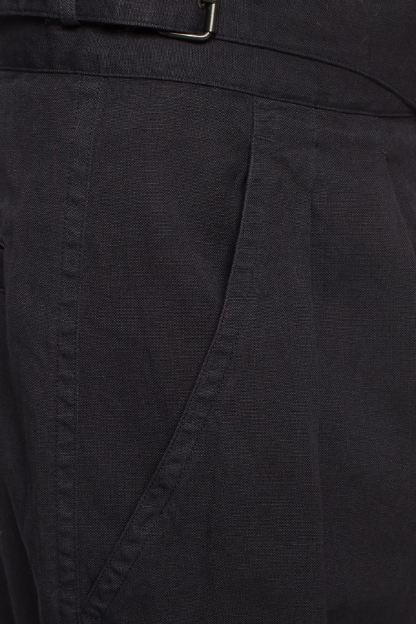 Isabel Marant Spodnie z obniżonym krokiem 60APvSGC