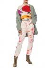 Isabel Marant Spodnie z logo