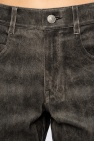 Isabel Marant Etoile Trousers with worn effect
