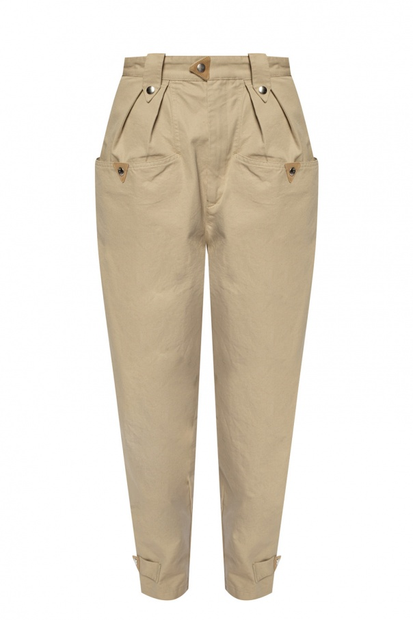Isabel Marant Etoile Trousers with pockets