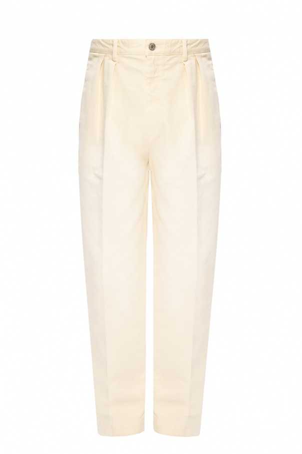 Isabel Marant Pleat-front trousers