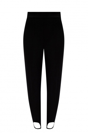 High-waisted trousers od Isabel Marant