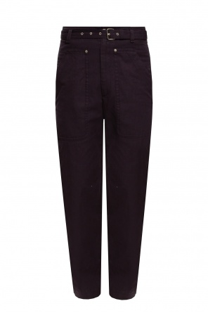 Trousers with pockets od Isabel Marant