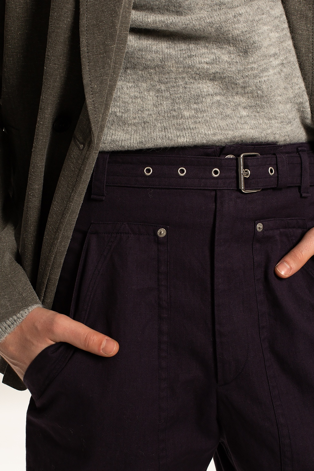 Isabel Marant Trousers with pockets