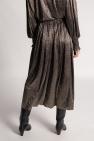 Isabel Marant Etoile Glistening trousers