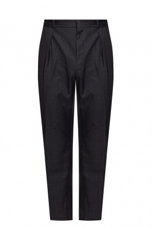 Pleat-front trousers od Isabel Marant