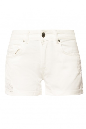 'pam' denim shorts od AllSaints