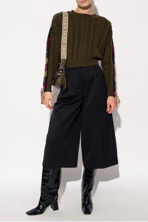 Spodnie w kant od Marni
