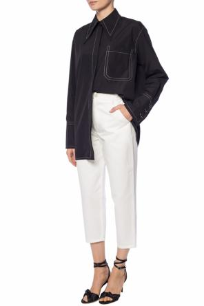 Cropped trousers od Marni