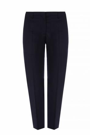 Pleat-front trousers od Dries Van Noten