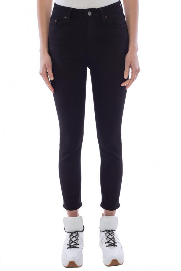 Acne Jeansy ze zwężanymi nogawkami xKdBbdej