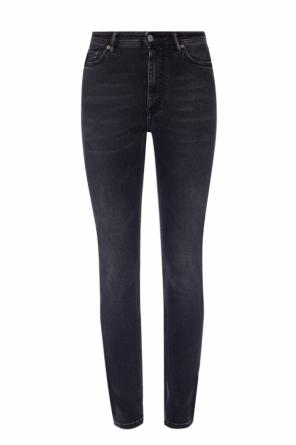 Jeans with narrow legs od Acne