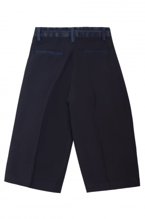 Pleat-front trousers od Diesel