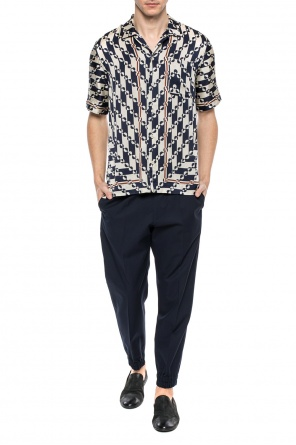 Loose-fitting trousers od Dries Van Noten