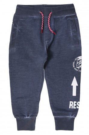 Elasticated cuff sweatpants od Diesel