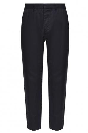 'peyton' tapered leg trousers od AllSaints