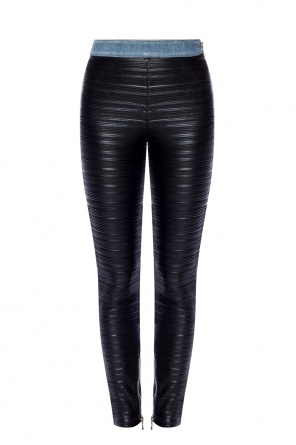 Ribbed leggings od Balmain
