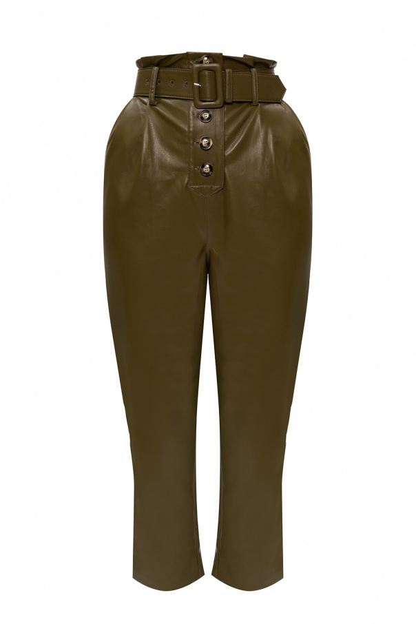 Self Portrait High-waisted trousers