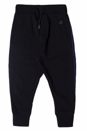 Side-stripe sweatpants od Diesel