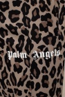 Palm Angels Trousers with logo