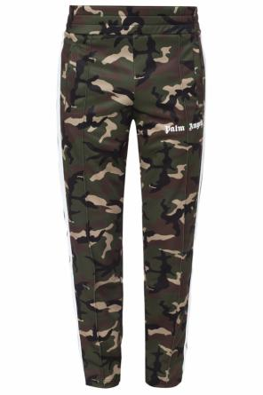 Camo trousers od Palm Angels