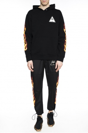 Tapered leg sweatpants od Palm Angels