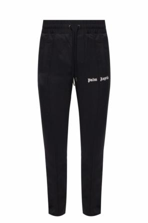 Sweatpants with a logo od Palm Angels