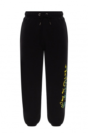 Printed sweatpants od Palm Angels