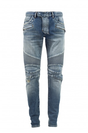 Slim-fit jeans od Balmain