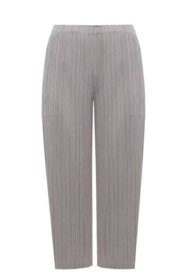 Issey Miyake Pleats Please Pleated trousers