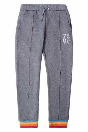 Pleated sweatpants od Diesel