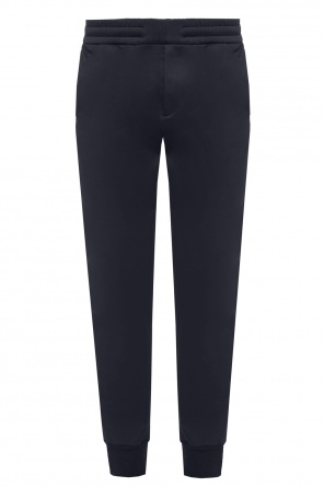 Trousers with elasticated cuffs od Paul Smith