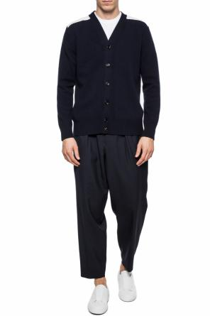Trousers with a loose cut od Marni