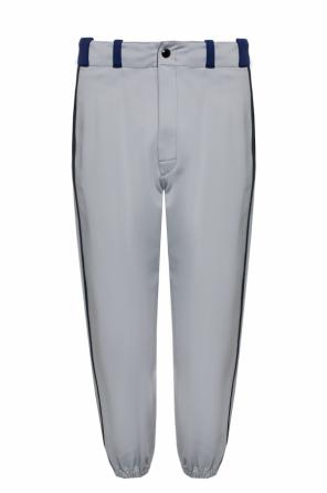 Side-stripe trousers od Marni