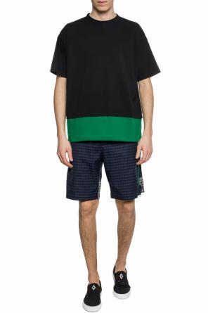 Checked shorts od Marni
