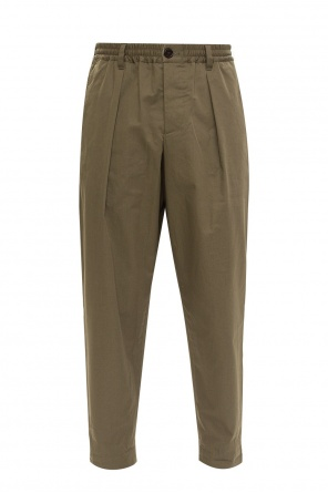 Tapered leg trousers od Marni
