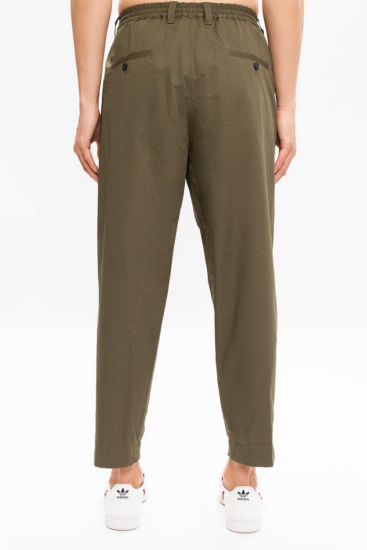 Marni Tapered leg trousers